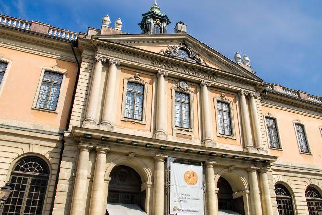 Nobel Prize Museum, Stockholm, Sweden