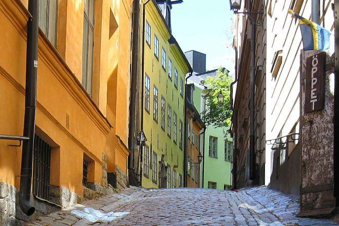 Stockholm Old Town, Stockholm, Sweden