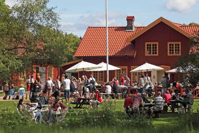 Sundsby Sateri, Hjalteby, Sweden