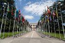 Palais des Nations, Genève