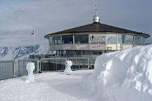 007 Walk of Fame - Schilthorn, Murren, Switzerland