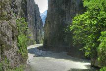 Aare Gorge, Meiringen, Switzerland