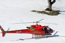BOHAG Helikopterrundflug, Interlaken, Switzerland