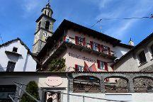 Campanile di Intragna, Intragna, Switzerland