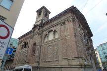 Chiesa di Sant' Antonio Abate, Lugano, Switzerland