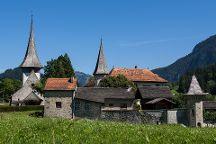 Eglise Romane de Rougemont, Rougemont, Switzerland