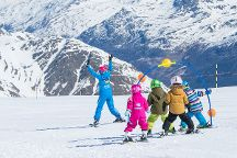 Eskimos Ski School, Saas-Fee, Switzerland