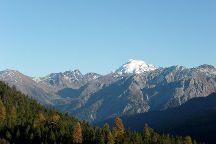 Fuorn Pass, Tschierv, Switzerland