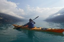 Hightide Kayak School, Boenigen, Switzerland