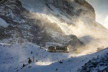 Kleine Scheidegg, Grindelwald-Wengen-Murren-Lauterbrunnen, Switzerland