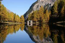 Lai da Palpuogna, Preda, Switzerland