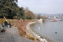 Lake Zurich, Eastern Bank, Zurich, Switzerland