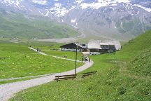 North face Trail, Grindelwald-Wengen-Murren-Lauterbrunnen, Switzerland