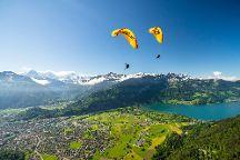 Paragliding Interlaken