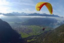 Paragliding Interlaken, Interlaken, Switzerland