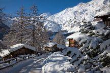 Saas Fee Ski Resort, Saas-Fee, Switzerland