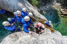 Ticino Adventures, Cresciano, Switzerland