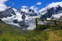 Val Roseg, Pontresina, Switzerland