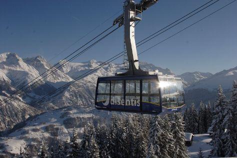 Bergbahnen Disentis, Disentis, Switzerland