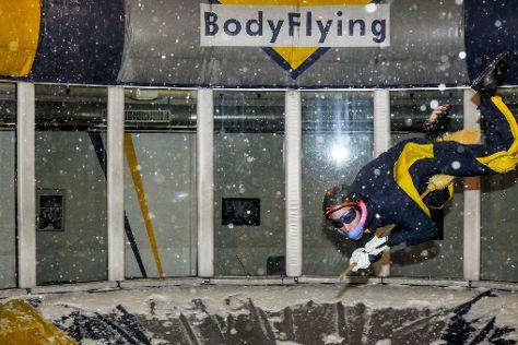 BodyFlying, Rumlang, Switzerland