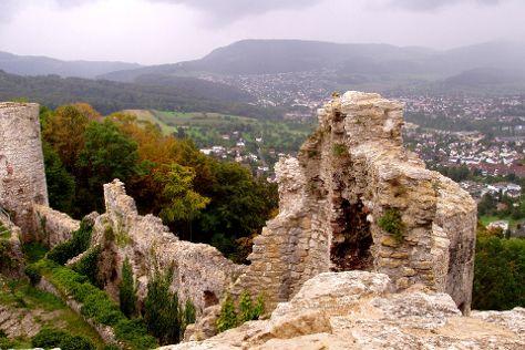 Dorneck Castle, Dornach, Switzerland