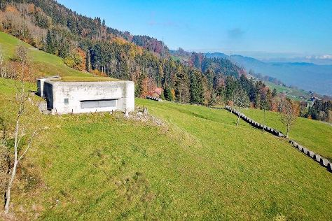 Fort Heldsberg, St. Margrethen, Switzerland