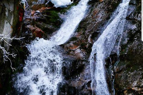 Gorges Du Dailley, Salvan, Switzerland