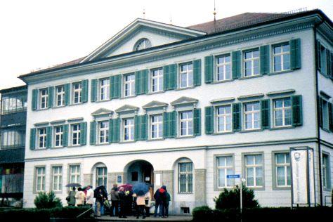 Henry Dunant Museum, Heiden, Switzerland