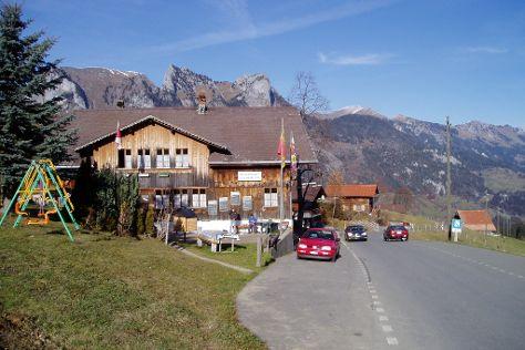 Jaun Pass, Boltigen, Switzerland