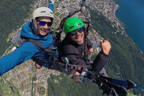 Mountaingliders, Locarno, Switzerland