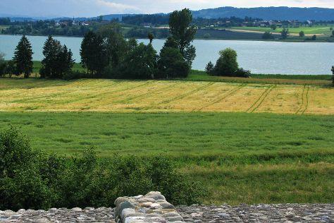 Pfaffikersee, Pfaeffikon, Switzerland