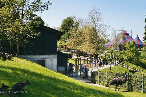 Walter Zoo, Gossau, Switzerland