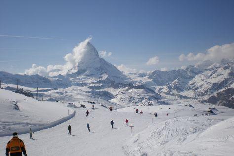 Matterhorn Ski Paradise, Zermatt, Switzerland