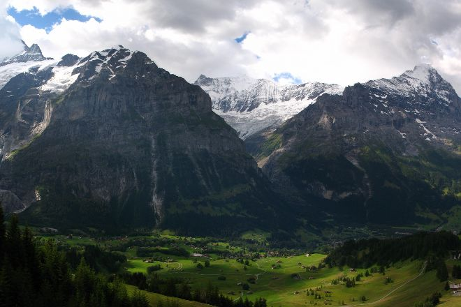 Alpiglen, Grindelwald, Switzerland