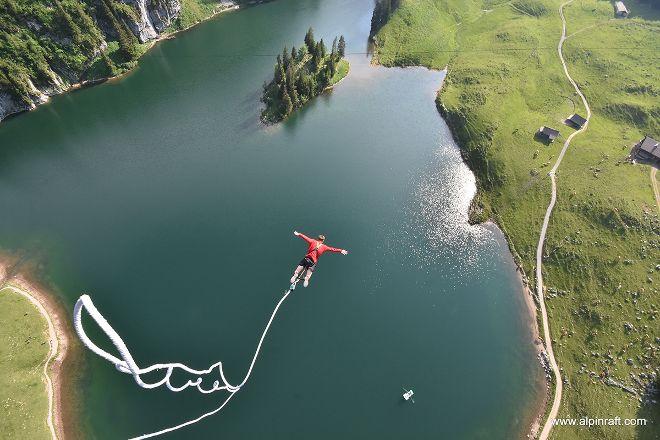 Alpin Raft, Matten bei Interlaken, Switzerland