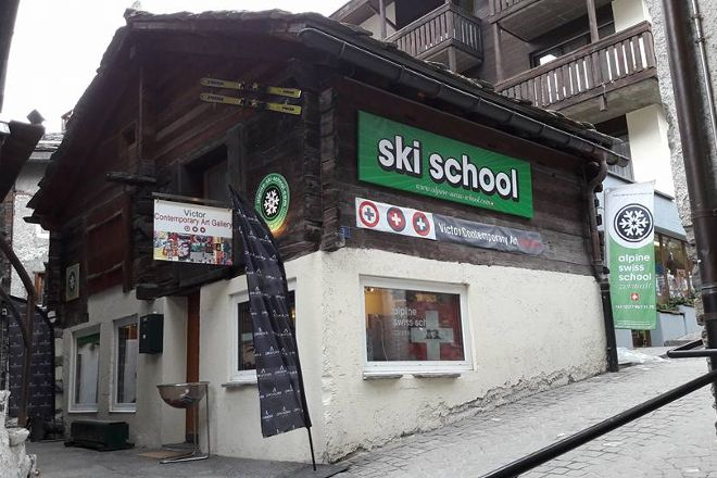 Alpine Ski School, Zermatt, Switzerland
