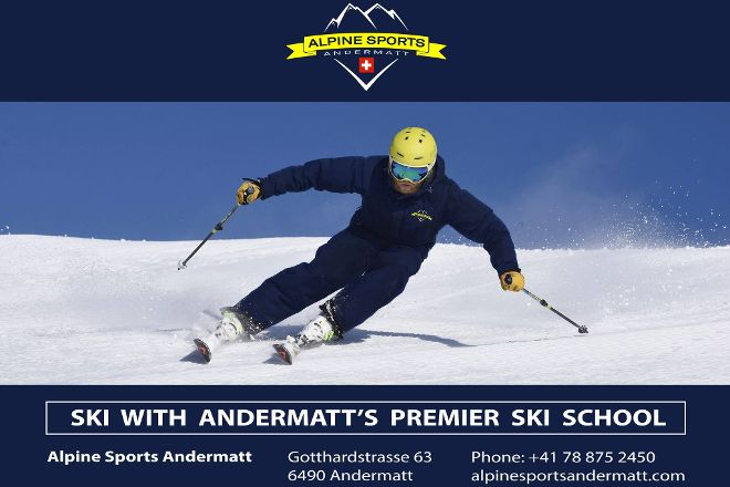 Alpine Sports Andermatt, Andermatt, Switzerland