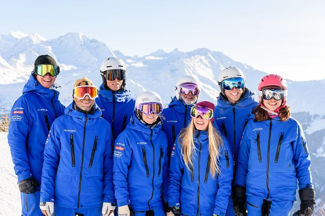 Altitude Ski and Snowboard School, Verbier, Switzerland