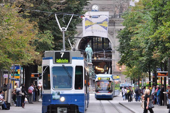 Bahnhofstrasse, Zurich, Switzerland