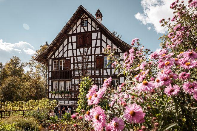 Ballenberg, Swiss Open-Air Museum, Hofstetten bei Brienz, Switzerland
