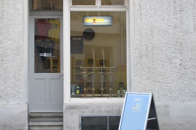 Bier Paul Brauereiladen, Zurich, Switzerland