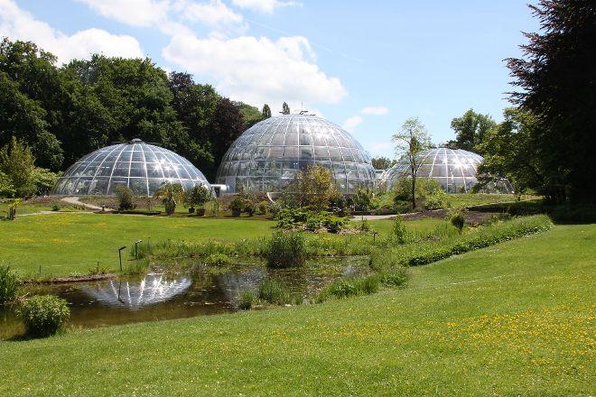 Botanischer Garten, Zurich, Switzerland