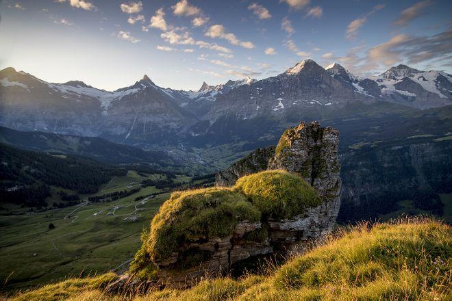 Bussalp, Grindelwald, Switzerland