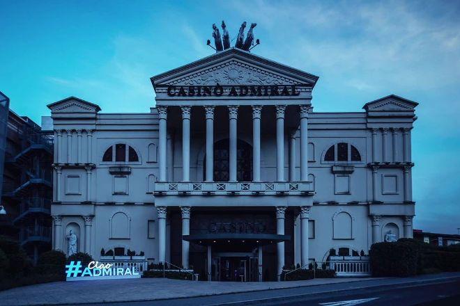 Casino Admiral, Mendrisio, Switzerland