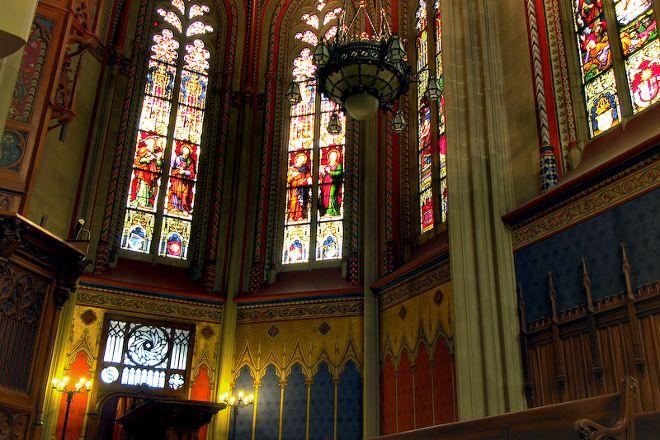Chapel of the Maccabees, Geneva, Switzerland