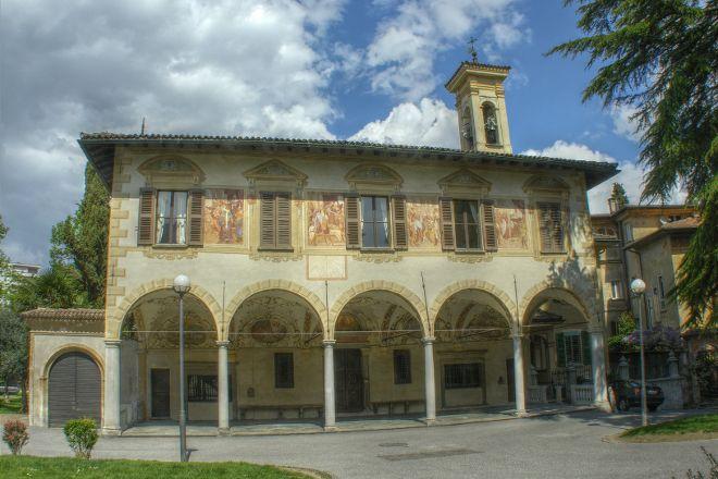 Chiesa di Santa Maria di Loreto, Lugano, Switzerland