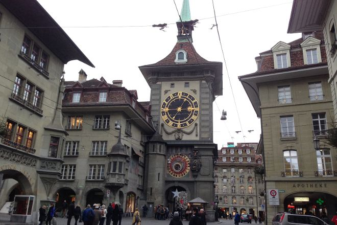 Clock Tower - Zytglogge, Bern, Switzerland