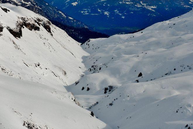 Flims Laax Falera Ski Resort, Laax, Switzerland