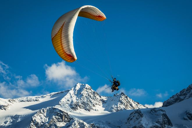Engelberg Tandem Paragliding, Lucerne, Switzerland