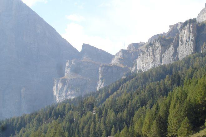 Gemmi Pass, Kandersteg, Switzerland